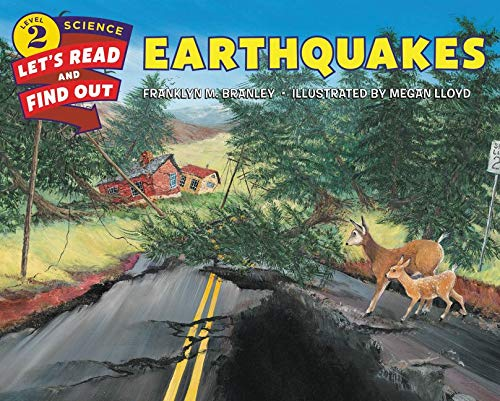 9780062382023: Earthquakes (Let's-Read-and-Find-Out Science 2)