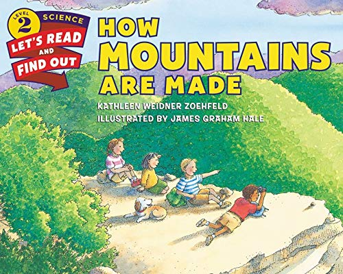 9780062382030: How Mountains Are Made (Let's-Read-and-Find-Out Science 2)