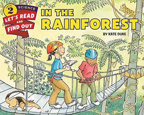 9780062382047: In the Rainforest (Lets-Read-and-Find-Out Science Stage 2)