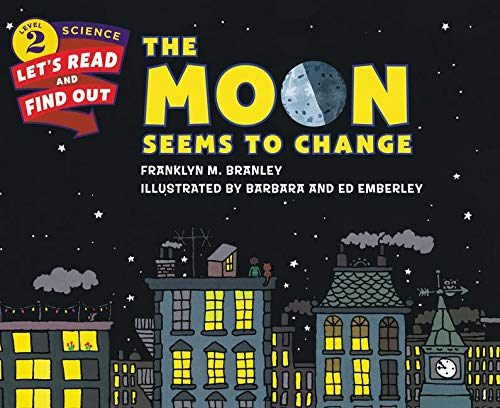 9780062382061: The Moon Seems to Change (Lets-Read-And-Find-Out Science Stage 2)