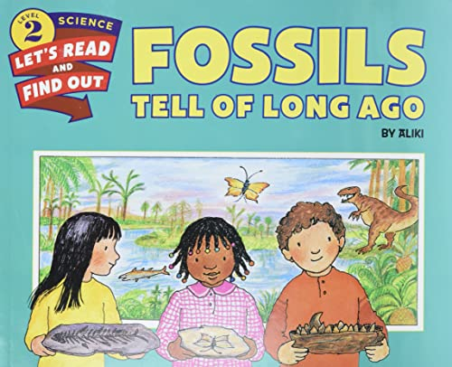 9780062382078: Fossils Tell of Long Ago (Let's-Read-and-Find-Out Science 2)