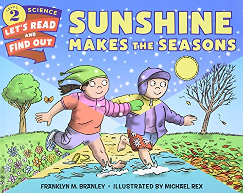9780062382092: Sunshine Makes the Seasons (Let's-Read-and-Find-Out Science 2)