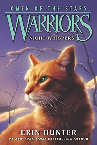 9780062382603: Warriors: Omen of the Stars #3: Night Whispers