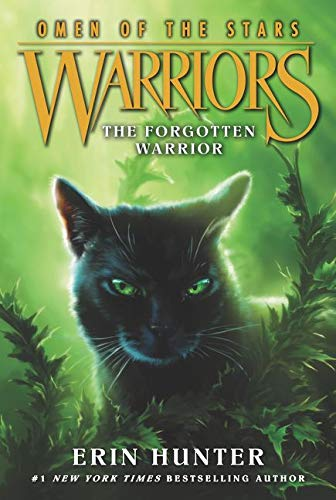 9780062382627: Warriors: Omen of the Stars #5: The Forgotten Warrior