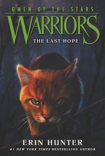 9780062382634: Warriors: Omen of the Stars #6: The Last Hope
