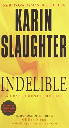 9780062385420: Indelible: A Grant County Thriller (Grant County Thrillers)