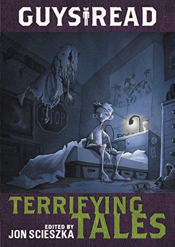 Guys Read: Terrifying Tales: Jon Scieszka, Adam