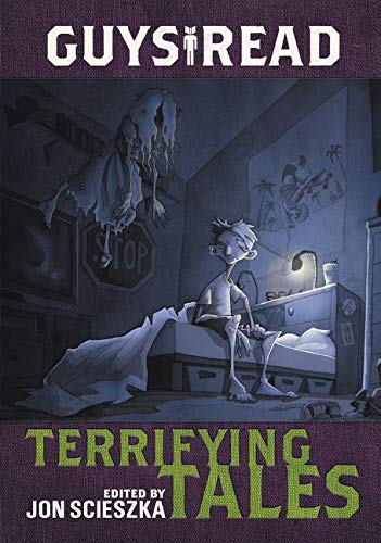 9780062385581: Guys Read: Terrifying Tales