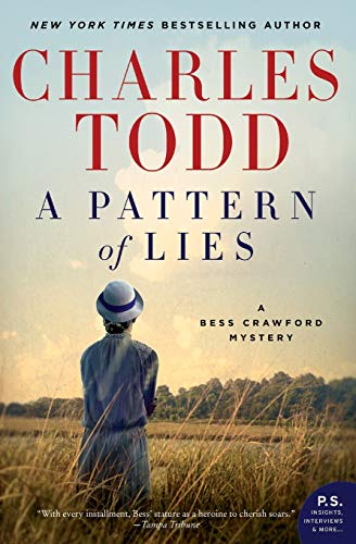 9780062386250: Bess Crawford Mysteries 7 A PATTERN OF LIES: A Bess Crawford Mystery