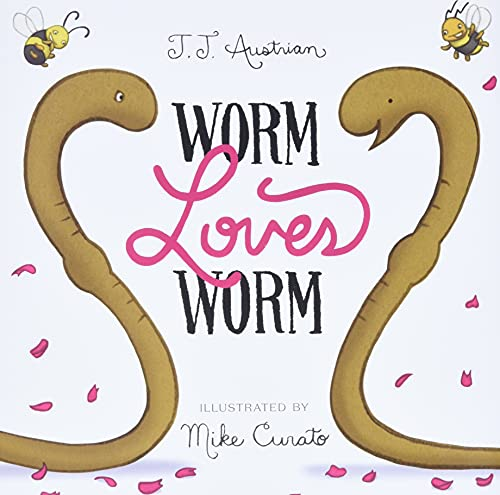 9780062386335: Worm Loves Worm