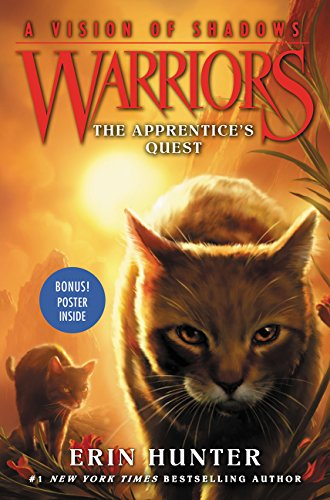 9780062386373: Warriors: A Vision of Shadows #1: The Apprentice's Quest