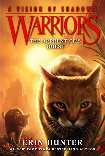 9780062386397: Warriors: A Vision of Shadows #1: The Apprentice's Quest