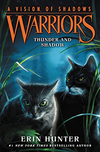 9780062386427: Warriors: A Vision of Shadows #2: Thunder and Shadow