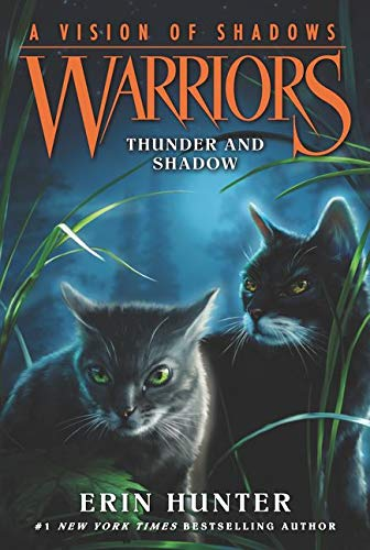 9780062386434: Warriors: A Vision of Shadows #2: Thunder and Shadow