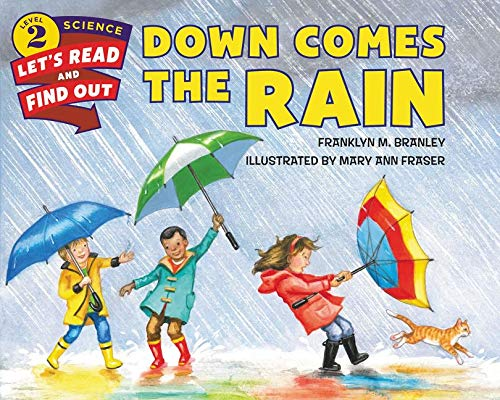 9780062386649: Down Comes the Rain (Let's-Read-and-Find-Out Science 2)