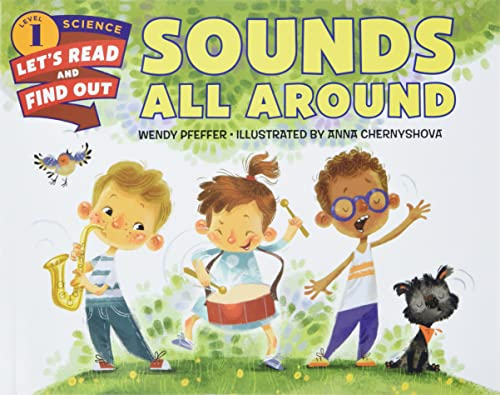 9780062386694: Sounds All Around (Let's-Read-and-Find-Out Science 1)