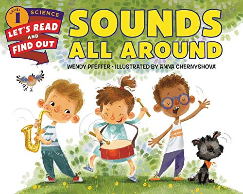 9780062386700: Sounds All Around (Let's-Read-and-Find-Out Science 1)
