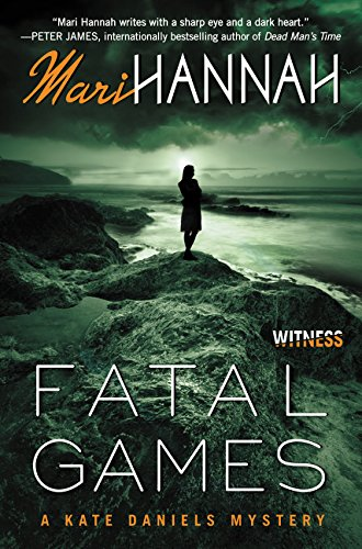 9780062387134: Fatal Games: A Kate Daniels Mystery (Reprint of Monument to Murder)