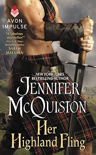 9780062387233: Her Highland Fling