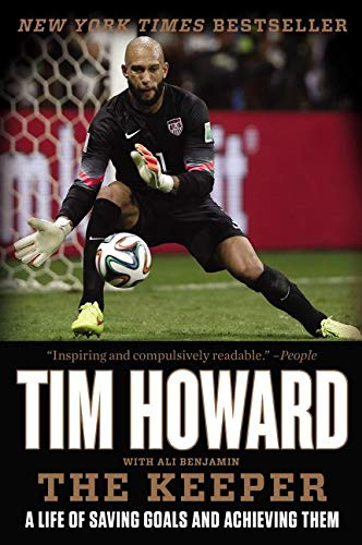 9780062387370: The Keeper: A Life of Saving Goals and Achieving Them