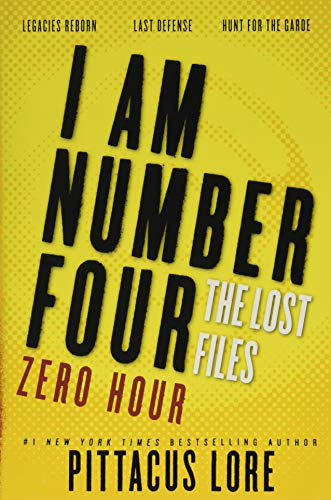 9780062387714: I Am Number Four: The Lost Files: Zero Hour (Lorien Legacies: The Lost Files)