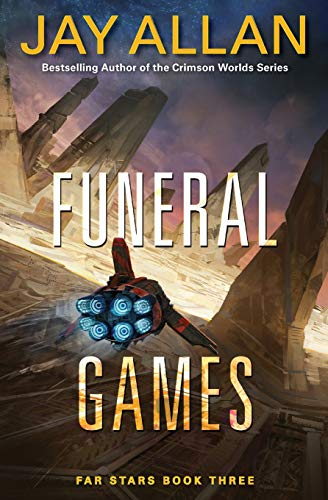 9780062388933: Funeral Games: Far Stars Book Three (Far Star Trilogy)