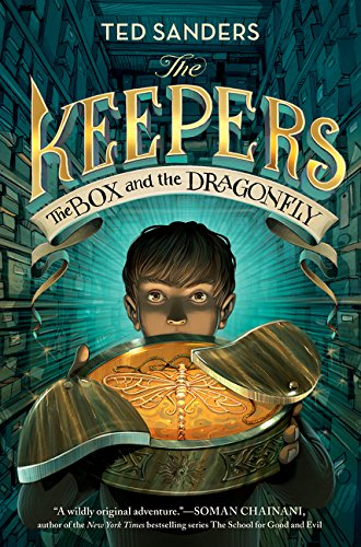 9780062390196: The Keepers: The Box and the Dragonfly