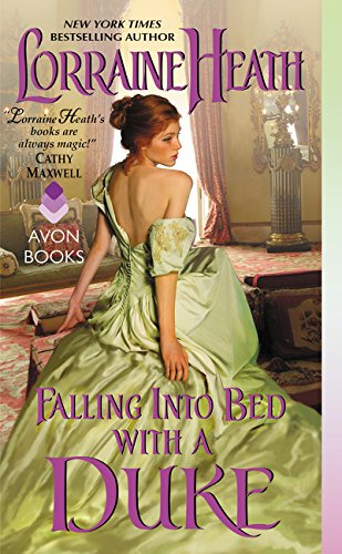 9780062391018: Falling Into Bed with a Duke (Hellions of Havisham)