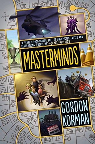 9780062391131: Masterminds