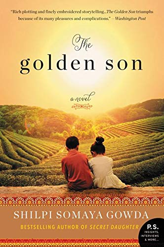 9780062391469: The Golden Son: A Novel