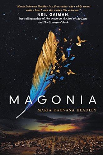 9780062391674: Magonia