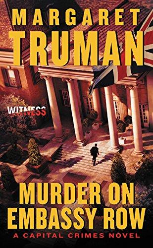 9780062391759: Murder on Embassy Row: A Capital Crimes Novel