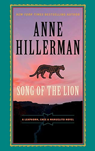 9780062391919: Song of the Lion (A Leaphorn, Chee & Manuelito Novel, 3)