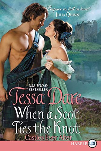 9780062392770: When a Scot Ties the Knot: Castles Ever After