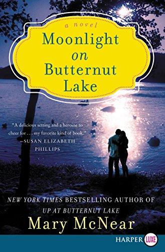 9780062392794: Moonlight on Butternut Lake LP: A Novel