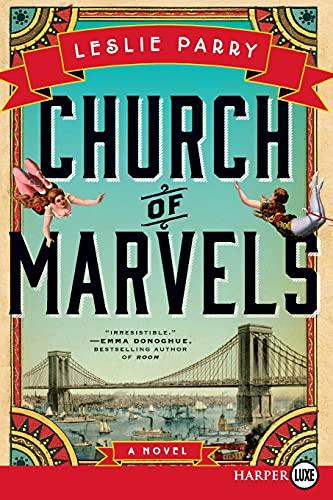 9780062392855: Church of Marvels LP