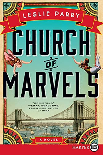 9780062392855: Church of Marvels: A Novel