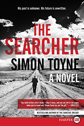 9780062392893: The Searcher: A Novel (Solomon Creed)