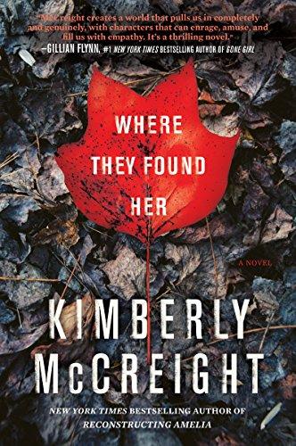 9780062393036: Where They Found Her. Die letzte Wahrheit, englische Ausgabe