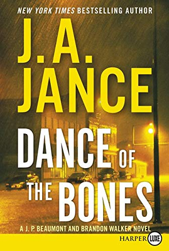 9780062393050: Dance of the Bones LP: A Beaumont and Walker Novel