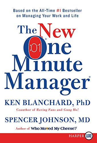 9780062393128: The New One Minute Manager