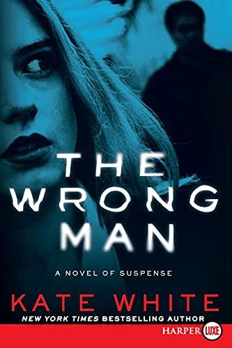 9780062393173: The Wrong Man LP: A Novel of Suspense