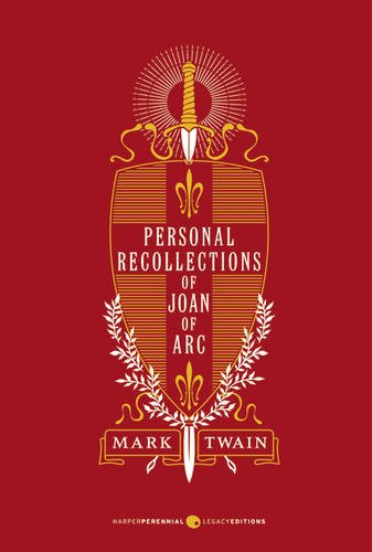 9780062393357: Personal Recollections of Joan of Arc