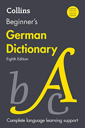 9780062394453: Collins Beginner's German Dictionary 8th Edition (Collins Beginner's Dictionaries)