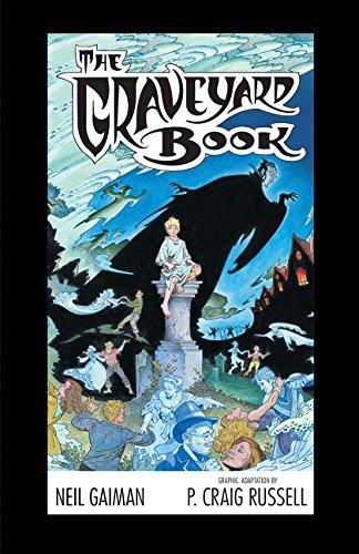 The Graveyard Book Graphic Novel Single Volume: Neil Gaiman