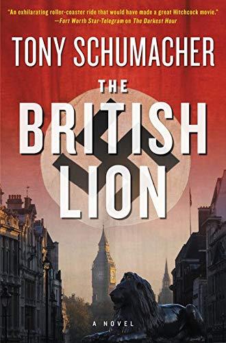 9780062394590: The British Lion: A Novel