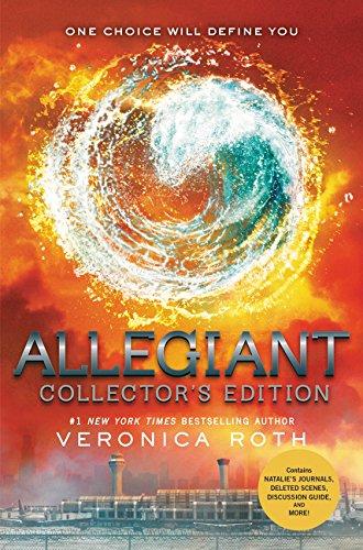 9780062394989: Divergent 3. Allegiant. Collector's Edition