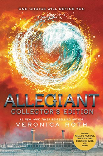 9780062394989: Allegiant Collector's Edition (Divergent Trilogy)