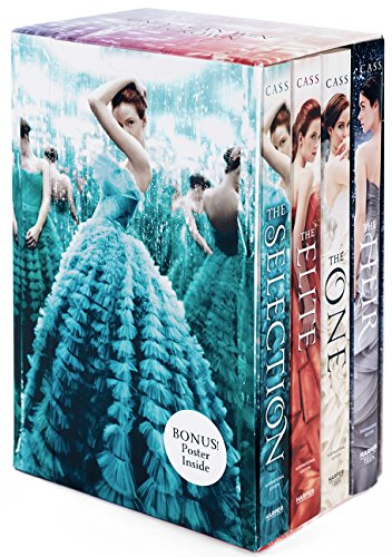 9780062395177: The Selection Series Box Set: The Selection / The Elite / The One / The Heir