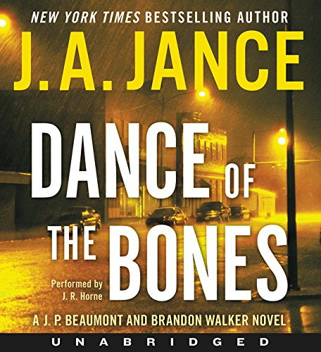 9780062395528: Dance of the Bones CD: A Beaumont and Walker Novel